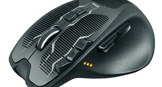 gaming mouse from Logitech