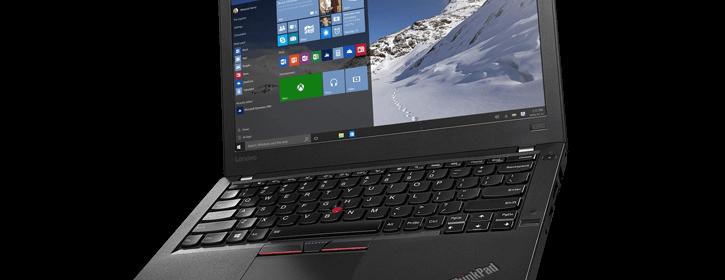 Laptop dedykowany głównie biznesmenom, którzy cenią sobie kompaktowość i niewielką wagę urządzenia
